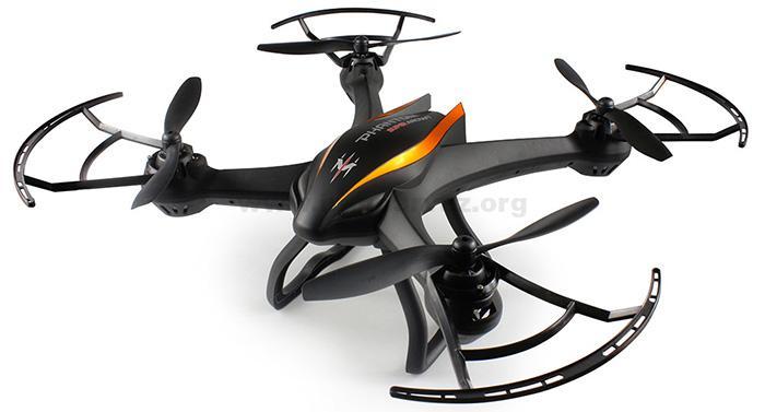14594110723283171 - کوادکوپتر CX35 با دوربین متحرک و گیمبال با ارسال تصویر روی مانیتور