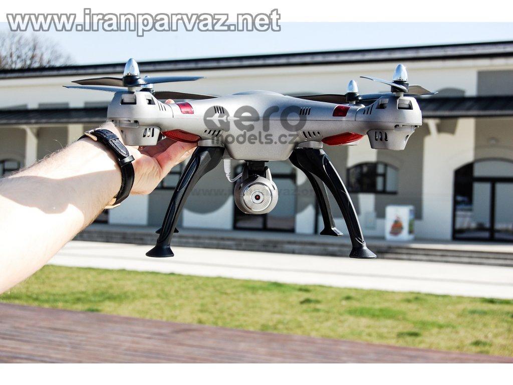 3 8 - کوادروتور دوربین دار K800 با سایز بزرگ و پایداری بالا