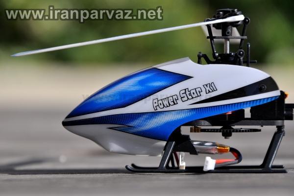 Dsc 0081 6001 - هلیکوپتر کنترلی شش کاناله فول آکروباتیک WLToys V977 , مخصوص حرفه ای ها
