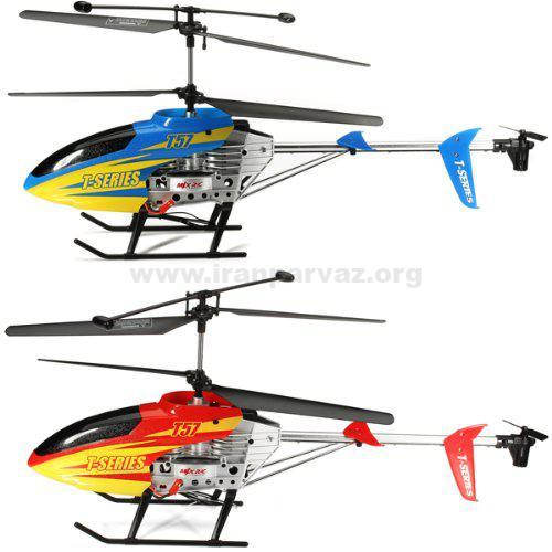 MJX T57 product 01 - هلیکوپتر کنترلی ۳٫۵ کانال سایز بزرگ MJX T657 سری iHeli