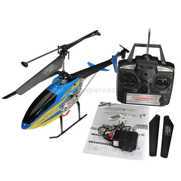 SKU100218 12 - هلیکوپتر کنترلی ۳٫۵ کانال سایز بزرگ MJX T657 سری iHeli