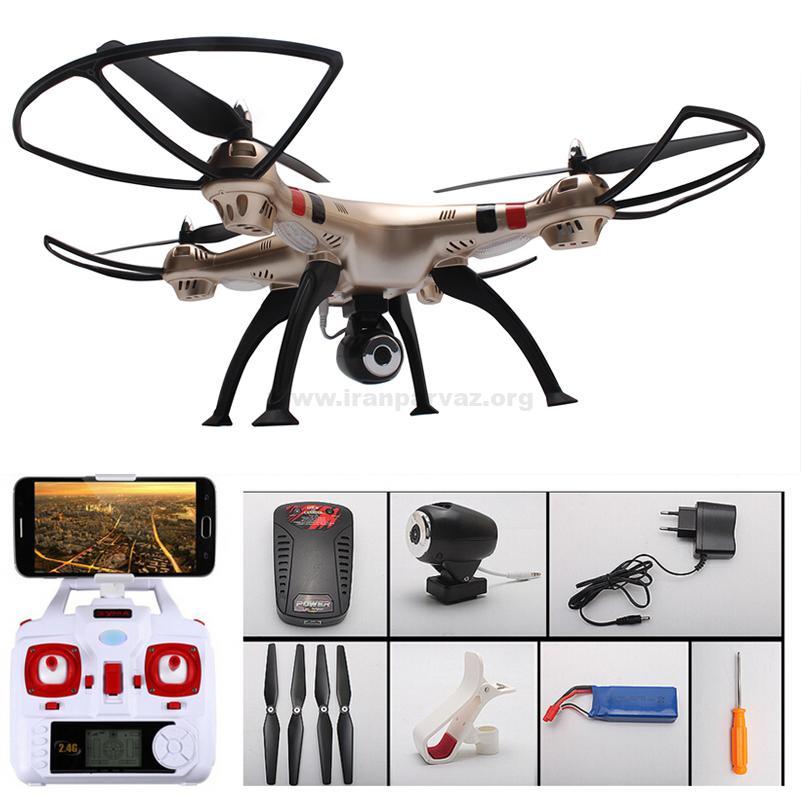 font b SYMA b font font b X8HW b font X8W Upgrade FPV RC Quadcopter1 - کوادکوپتر دوربین دار SYMA x8hw با دوربین ارسال تصویر زنده