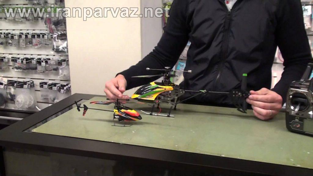 maxresdefault1 1024x576 - هلیکوپتر کنترلی چهار کاناله تک محور WLToys V912 , سایز متوسط
