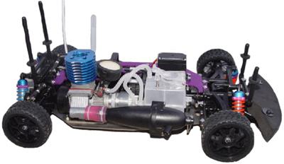 NitroCar1 - ماشین کنترلی سوختی , ماشینهای نیترو حرفه ای