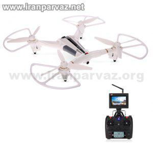 XK X300 F 2 4G 6 Axis Gyro RC Drone With 720P Wild Angle Camera 5.jpg 640x6401 300x300 - کوادکوپتر XKX300 مانیتوردار و دوربین دار هوشمند با سنسور Optical