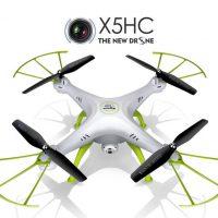 کوادکوپتر دوربین دار SYMA X5HC با خلبان خودکار