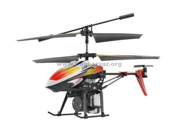 هلیکوپتر ۳٫۵ کانال آب پاش WLToys V319 , سایز مینی