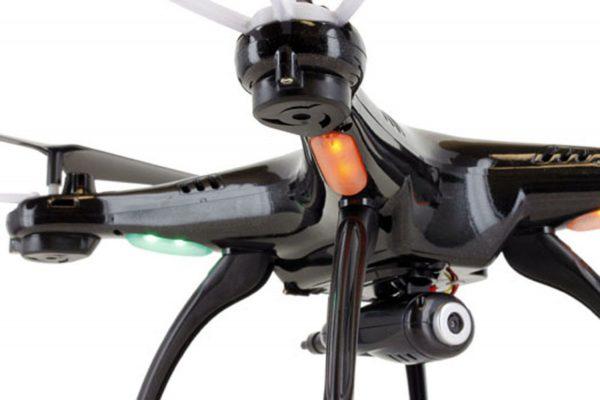 کوادکوپتر دوربین دار سایما SYMA x5sw با دوربین ارسال تصویر زنده