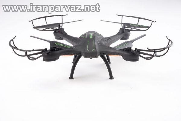 هلیشات دوربین دار K200 با خلبان خودکار