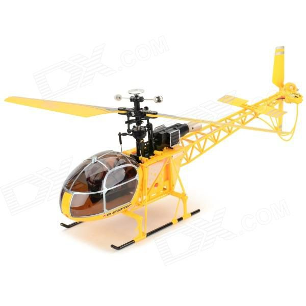 هلیکوپتر کنترل از راه دور چهارکاناله V915 , مدل لاما ۳