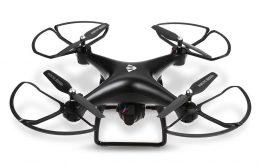 کوادکوپتر دوربین دار Visou XS808W با خلبان خودکار و ارسال تصویر روی موبایل