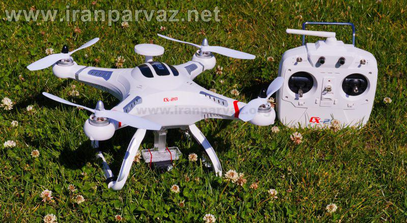 5 6 800x439 - کوادکوپتر حرفه ای CX20 با GPS و خلبان خودکار و موتور براشلس