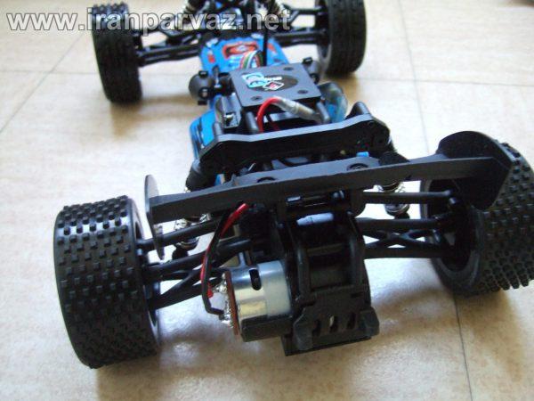 ماشین کنترلی حرفه ای سرعتی آفرود WLToys L959 , سریع و خشن