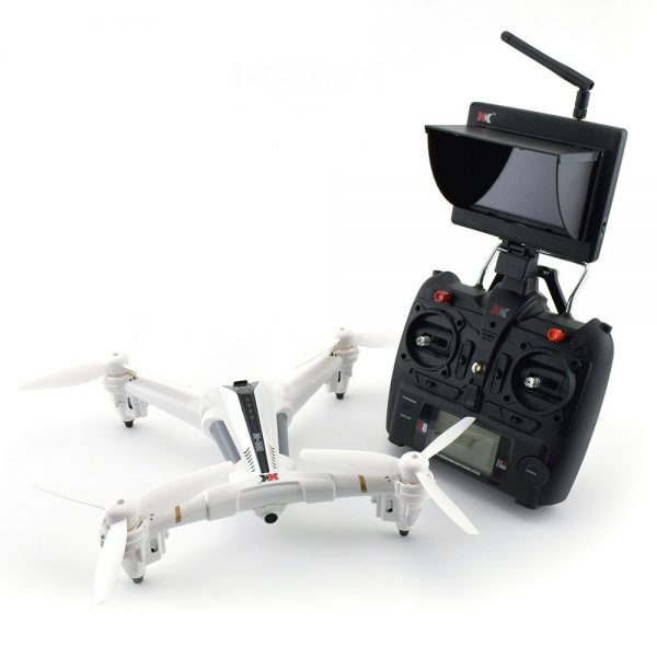 کوادکوپتر XKX300 مانیتوردار و دوربین دار هوشمند با سنسور Optical