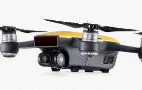 کوادکوپتر دوربین دار اسپارک spark
