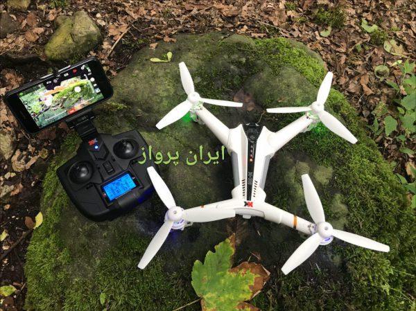 کوادکوپتر XKX300 دوربین دار هوشمند با ارسال تصویر روی موبایل