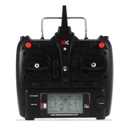 قطعه کوادکوپتر xkx300 | رادیو کنترل سری مانیتوردار کوادکوپتر