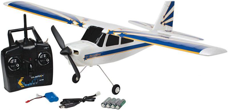 decathlon  800x388 - هواپیمای کنترلی دکاتلون | هواپیمای کنترلی الکتریکی مدل ترینر