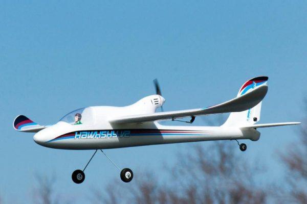 هواپیمای کنترلی داینام هاوک اسکای | هواپیمای Hawksky V2
