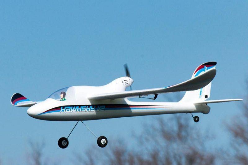 1436983647 548 dynam hawk sky v2 4ch 1370mm 53 wingspan rc airplane glider pnp 800x533 - هواپیمای کنترلی داینام هاوک اسکای | هواپیمای Hawksky V2