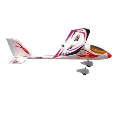 هواپیمای کنترلی رد دراگون | هواپیمای الکتریکی معروف برای آماتورها