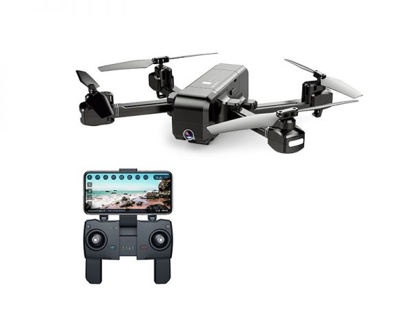 کوادکوپتر دوربین دار حرفه ای جی پی اس دار SJRC Z5 | کوادکوپتر GPS دار
