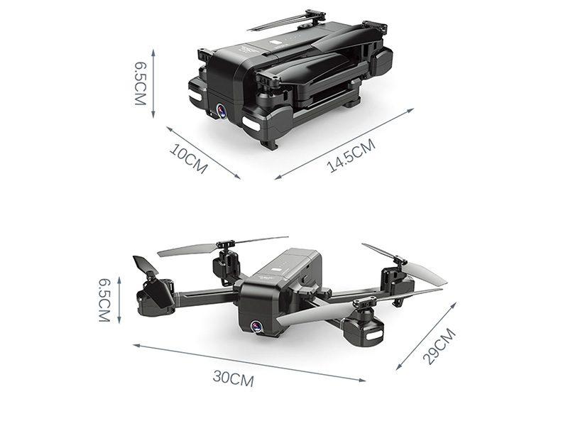 کوادکوپتر دوربین دار z5