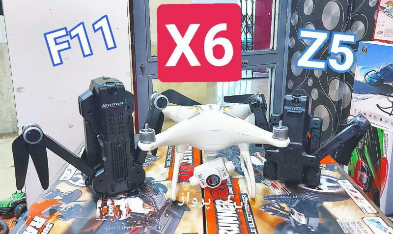 z5 7 800x476 - کوادکوپتر دوربین دار حرفه ای جی پی اس دار SJRC Z5 | کوادکوپتر GPS دار