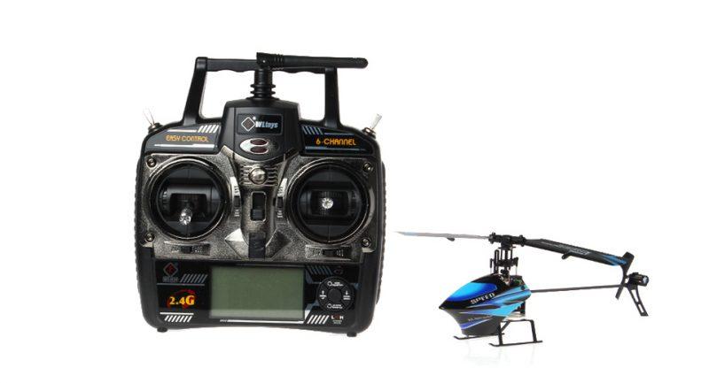 1710200 1 800x433 - هلیکوپتر کنترلی شش کاناله فلایبارلس WLToys V933 , فقط حرفه ای ها