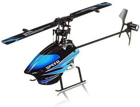 هلیکوپتر کنترلی شش کاناله فلایبارلس WLToys V933 , فقط حرفه ای ها