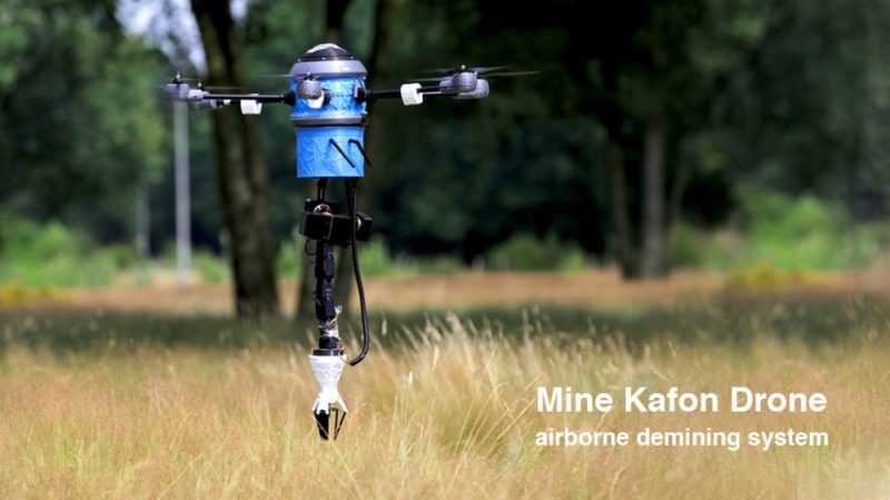 Mine Kafon Drone (MKD)