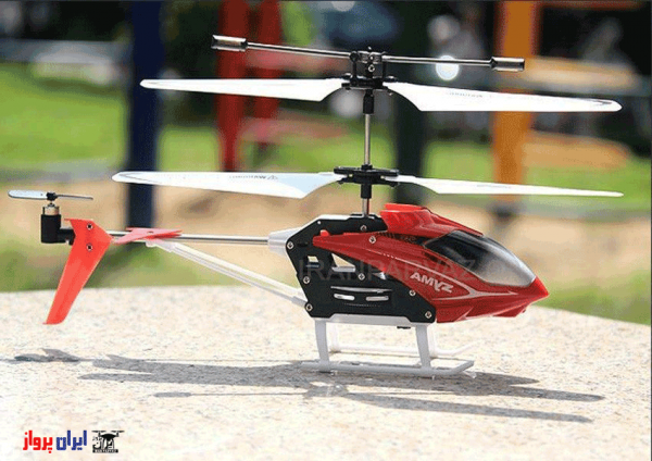 هلیکوپتر کنترلی ۳ کاناله سیما syma s5 | هلیکوپتر کنترلی ارزان