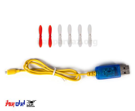 هگزاکوپتر WlToys Tracker Q272 | کوادکوپتر مخصوص کودکان
