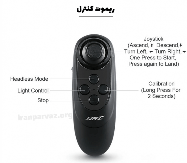 کوادکوپتر h37 mini | مینی کوادکوپتر دوربین دار jjrc