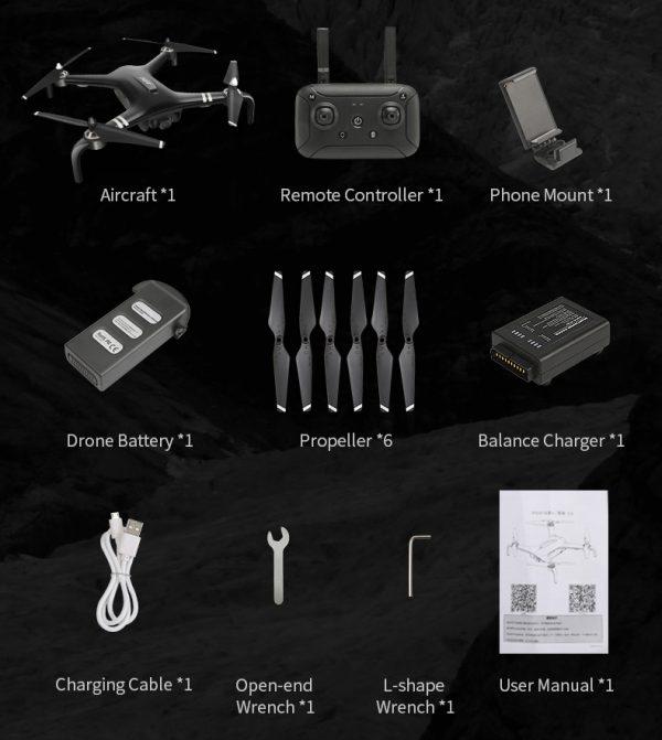 کوادکوپتر X7 | کوادکوپتر پر قدرت