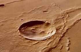 دهانههای مریخ