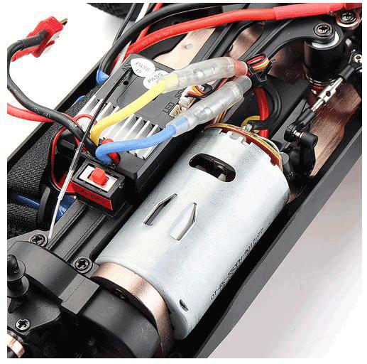 ماشین کنترلی ۱۴۴۰۰۱ | ماشین کنترلی سرعتی WlToys