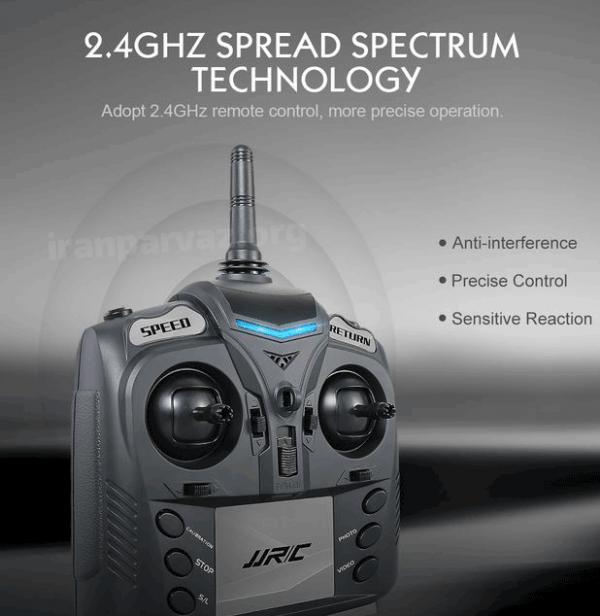 کوادکوپتر H55WH | کوادکوپتر با طراحی خاص jjrc