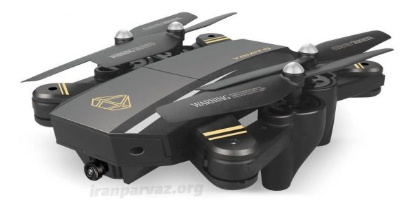 کوادکوپتر Phantom D5HW | کوادکوپتر با بازو های تاشو
