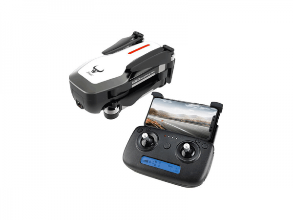 کوادکوپتر SG906 | کوادکوپتر تاشو دوربین داره ZLRC