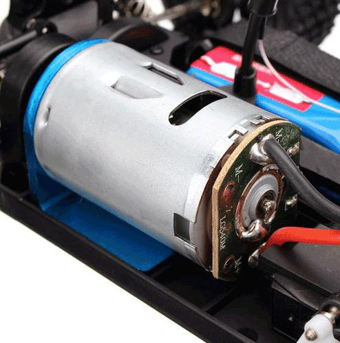 ماشین کنترلی a959b | ماشین مسابقه ای سرعتی WlToys