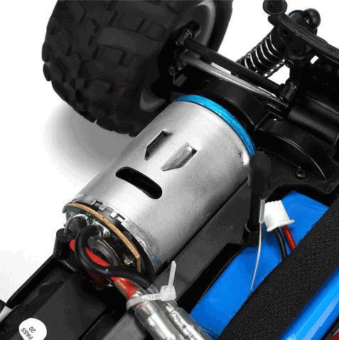 ماشین کنترلی A979B | ماشین کنترلی سرعتی ، پرشی WlToys