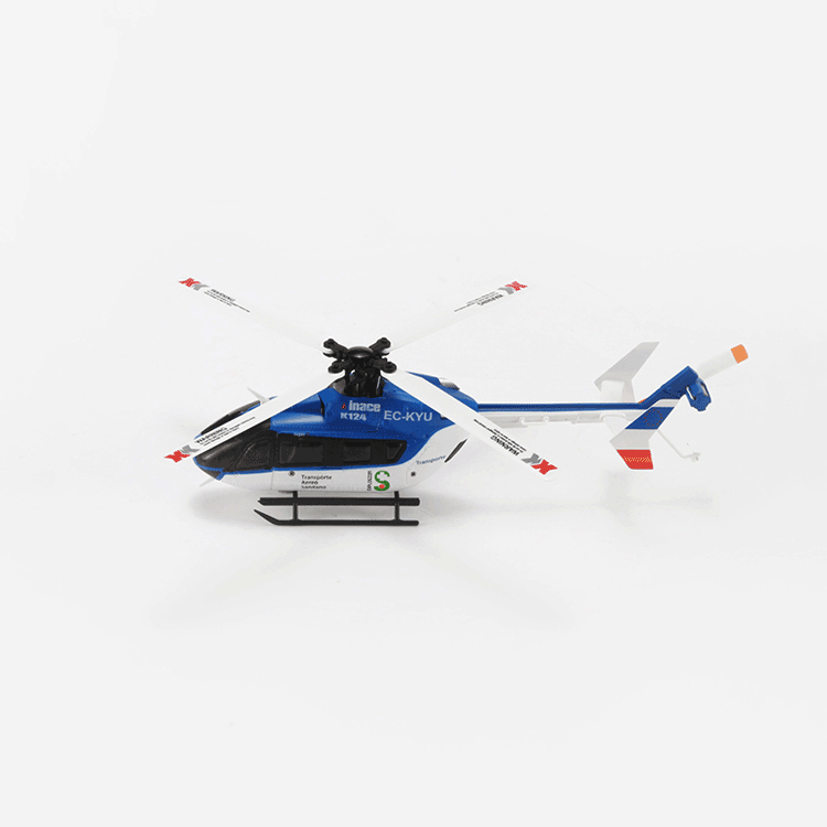 هلیکوپتر کنترلی K124