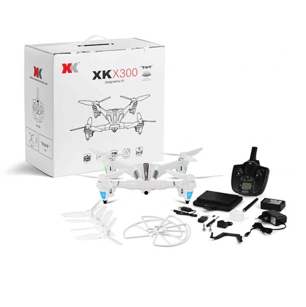 کوادکوپتر X300 | کوادکوپتر دوربین دار WlToys