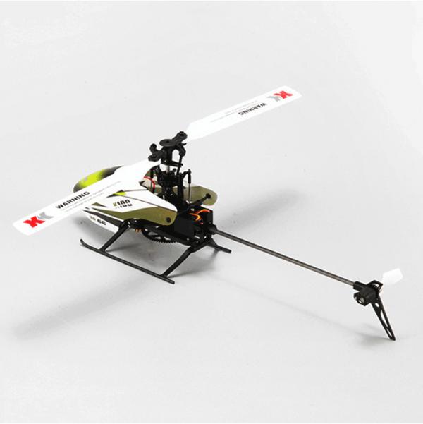 هلیکوپتر کنترلی K100 | هلیکوپتر مناسب حرکات آکروباتیک WlToys
