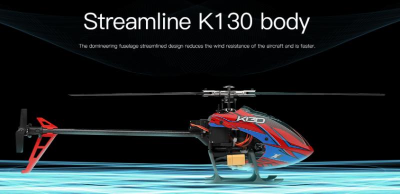 هلیکوپتر کنترلی K130