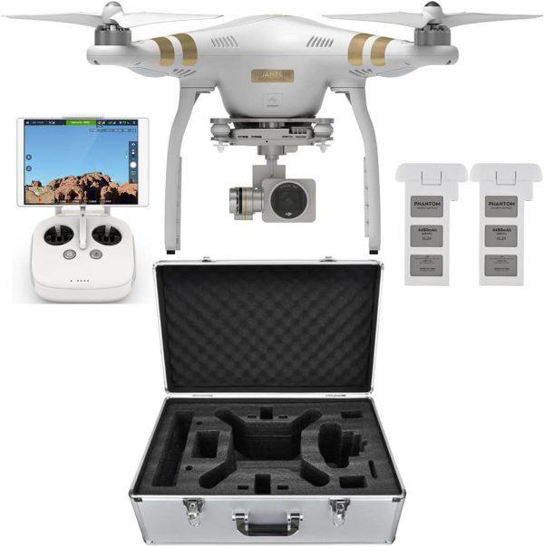 کوادکوپتر Phantom 3 4K | کوادکوپتر با دوربین ۴k