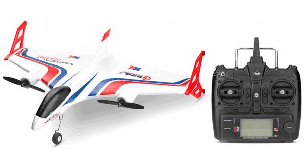هواپیما کنترلی X520 | هواپیما کنترلی تفریحی جنس بدنه EPP
