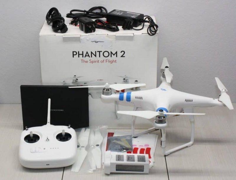 کوادکوپتر Phantom 2 Vision