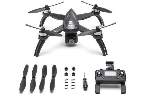 کوادکوپتر MJX Bugs 5 W | کوادکوپتر با دوربین ۱۲ مگاپیکسلی